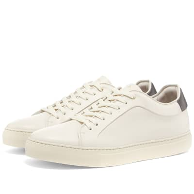 Paul Smith Basso Leather Cupsole Sneaker