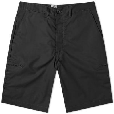 Post Overalls Cruz Light Twill Shorts