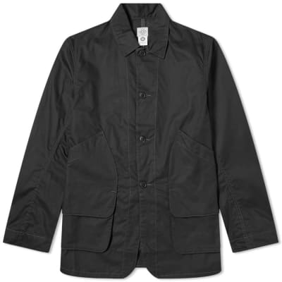 Post Overalls Dee Hunter Chore Blazer