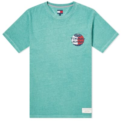 Tommy Jeans Summer Globe Tee