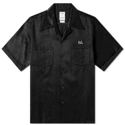 Visvim Short Sleeve Irving Shirt