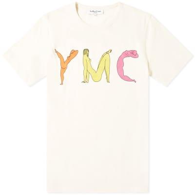 YMC Ymc Girls Tee