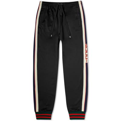 Gucci Taped Logo Track Pant