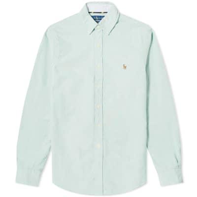 Polo Ralph Lauren Button Down Slim Fit Oxford Shirt