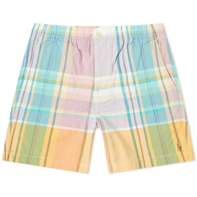 Polo Ralph Lauren Madras Check Shorts
