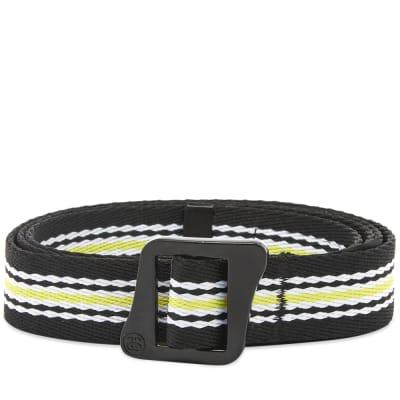 Stussy Striped Climbing Web Belt
