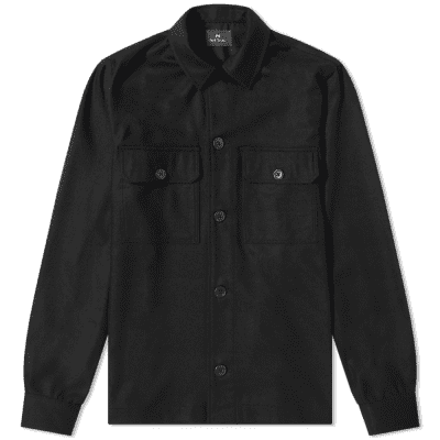ffecea6ad Paul Smith 2 Pocket Wool Overshirt