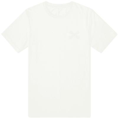 Unravel Project Bones Logo Print Tee