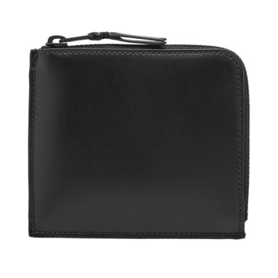Comme des Garcons SA3100VB Very Black Wallet
