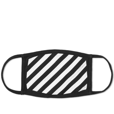 Off-White Diagonal Mask