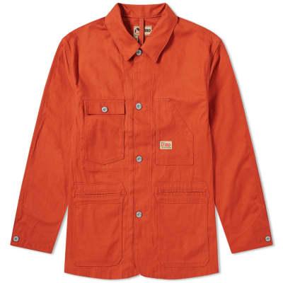 Nigel Cabourn Lybro Work Jacket