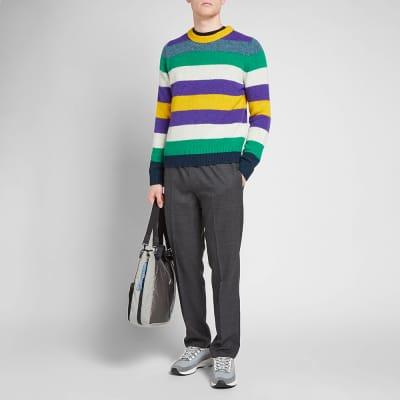 Acne Studios Kai Seasonal Stripe Wool Knit