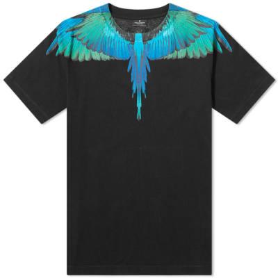 Marcelo Burlon Blue Wings Tee