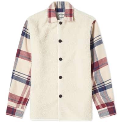 Portuguese Flannel Coachella Sherpa Shirt