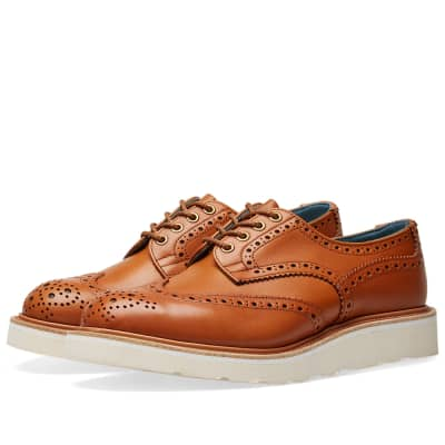 Tricker's Bourton Vibram Sole Brogue