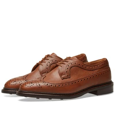 Tricker's Fulton Long Wing Brogue