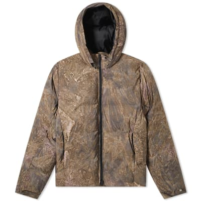 1017 ALYX 9SM Camo Hooded Puffa Jacket