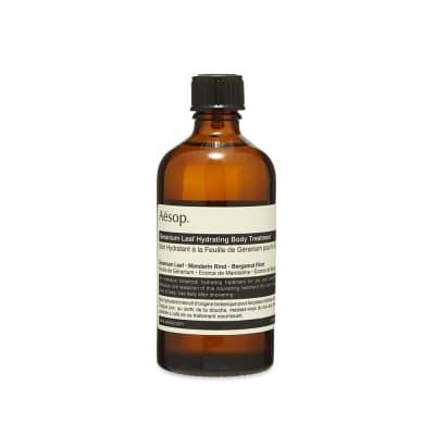 Aesop Geranium Leaf Hydrating Body Treatment
