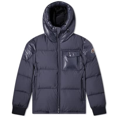 Moncler Eloy Hooded Down Jacket