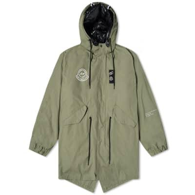 Moncler Genius - 7 Moncler Fragment Hiroshi Fujiwara Fulcrum Jacket