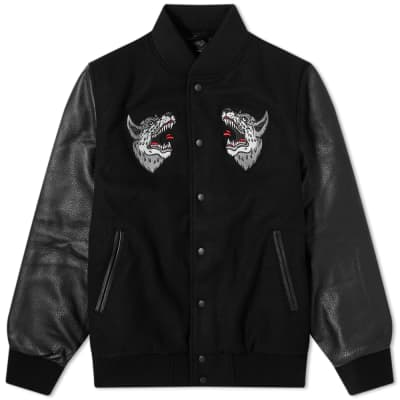 Raised by Wolves Souvenir Redux Varsity Jacket