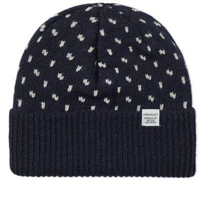 Norse Projects Norwegian Birdseye Beanie