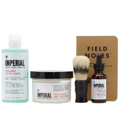 Imperial Limited Edition Field Shave Kit