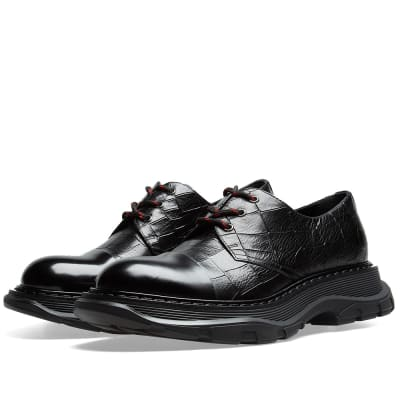 Alexander McQueen Oversized Sole Derby Shoe