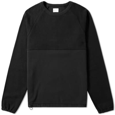 Les Basics Le Ribless Solid Sweat