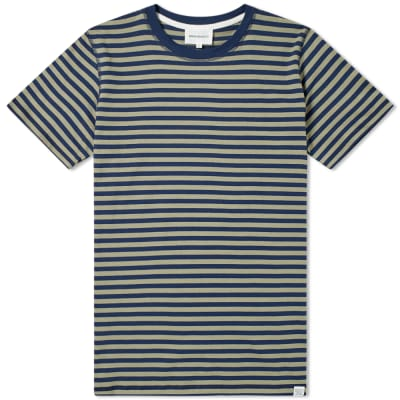 Norse Projects Niels Classic Stripe Tee