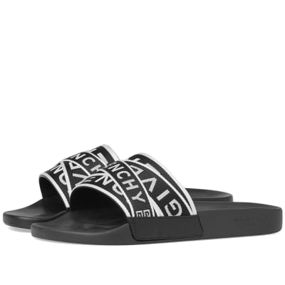 Givenchy Webbing Slide