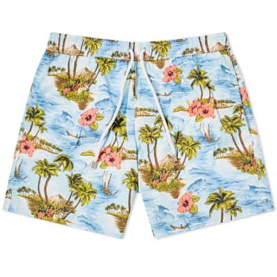 Hartford Hawaiian Dream Swim Short