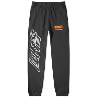 Heron Preston CTNMB Outline Sweat Pant