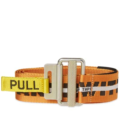 Heron Preston Handle With Care Belt