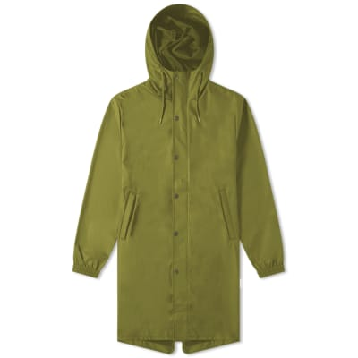 Rains Fishtail Parka Jacket