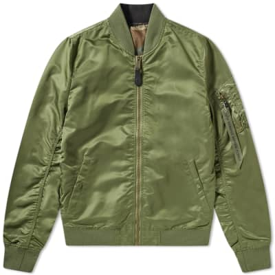 Alpha Industries MA-1 VF LW Reversible Jacket