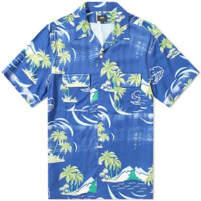 Edwin Short Sleeve Garage Shirt