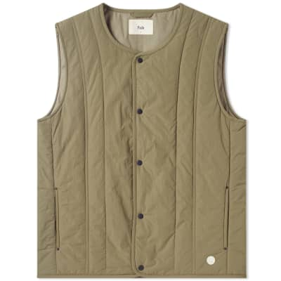 Folk Outline Gilet