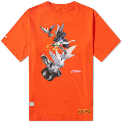 Heron Preston Heron Doves Tee