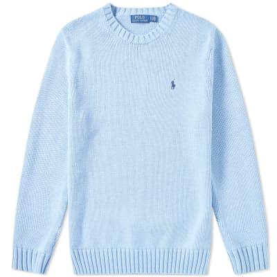 Polo Ralph Lauren Chunky Cotton Knit