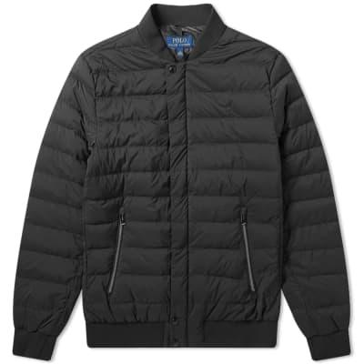 Polo Ralph Lauren Lightweight Down Bomber Jacket