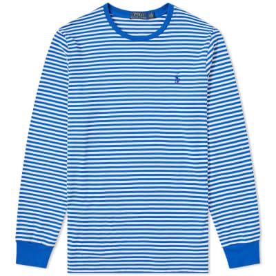 Polo Ralph Lauren Long Sleeve Stripe Tee