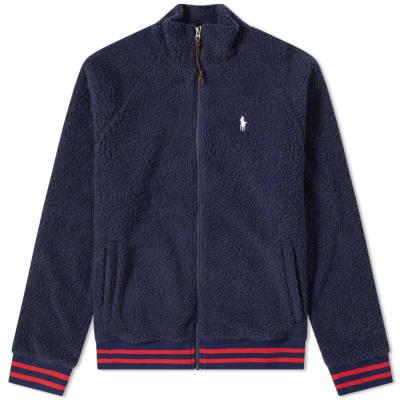 Polo Ralph Lauren Sherpa Zip Up Fleece