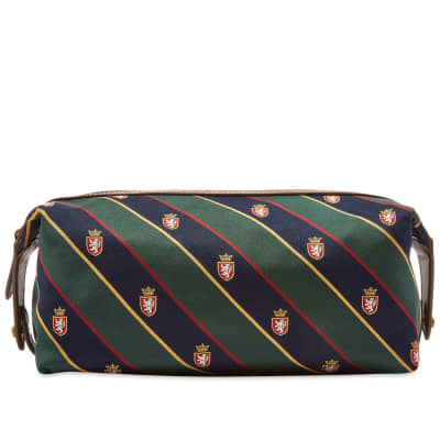 Polo Ralph Lauren Tie Silk Wash Bag