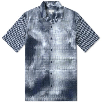 Sunspel Short Sleeve Shirt