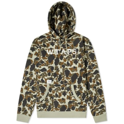 WTAPS Design College Hoody
