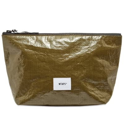 WTAPS Large Mag Zip Travel Pouch