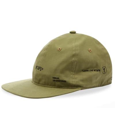WTAPS T-6 Tussah Cap