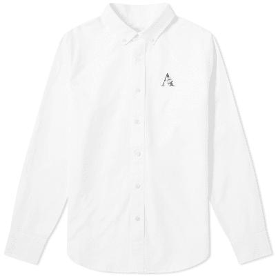 Aimé Leon Dore Classic A-Logo Oxford Shirt