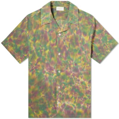 Aimé Leon Dore Tie Dye Vacation Shirt